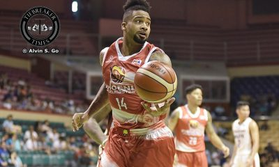 Tiebreaker Times 'El Destructor' unleashes mayhem even for just one game Basketball News PBA  Phoenix Fuel Masters PBA Season 42 Eugene Phelps 2017 PBA Commissioners Cup