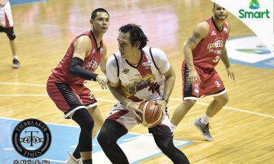 Tiebreaker Times Sweet Friday night for June Mar Fajardo Basketball News PBA  PBA Season 42 June Mar Fajardo Barangay Ginebra San Miguel 2016-17 PBA All Filipino Conference