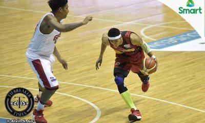 Tiebreaker Times The sweetest of championships for Arwind Santos Basketball News PBA  San Miguel Beermen PBA Season 42 Arwind Santos 2016-17 PBA All Filipino Conference