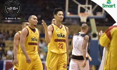 Tiebreaker Times Gilas calls up Maliksi for ailing Lee 2017 SEABA Championship Basketball Gilas Pilipinas News PBA  Star Hotshots Paul Lee Allein Maliksi