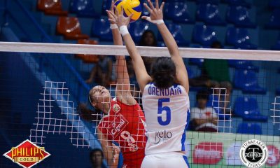 Tiebreaker Times Cignal takes character-building win against Generika-Ayala News PSL Volleyball  Royse Tubino Rachel Daquis Jovelyn Gonzaga Jheck Dionela George Pascua Generika Lifesavers Gen Casugod Francis Vicente Fiola Ceballos Cignal HD Spikers Chie Saet Angeli Araneta 2017 PSL Season 2017 PSL Invitational
