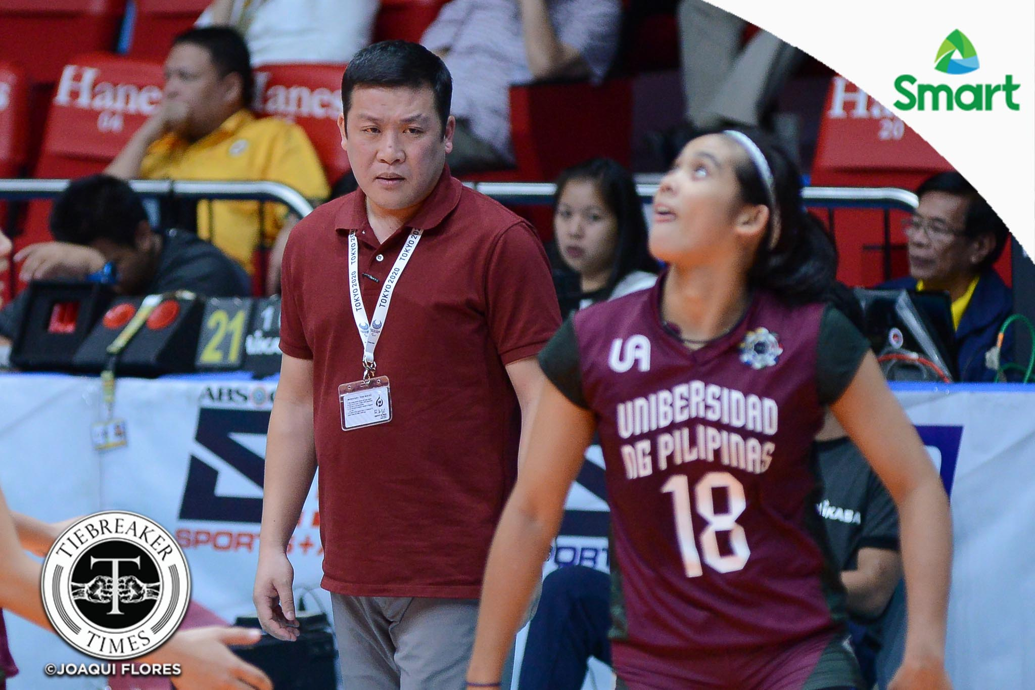 Philippine Sports News - Tiebreaker Times SOURCES: Jerry Yee leaves UP once again News PVL UAAP UP Volleyball  UP Women's Volleyball UAAP Season 80 Women's Volleyball UAAP Season 80 Jerry Yee 2017 PVL Women's Collegiate Conference 2017 PVL Season