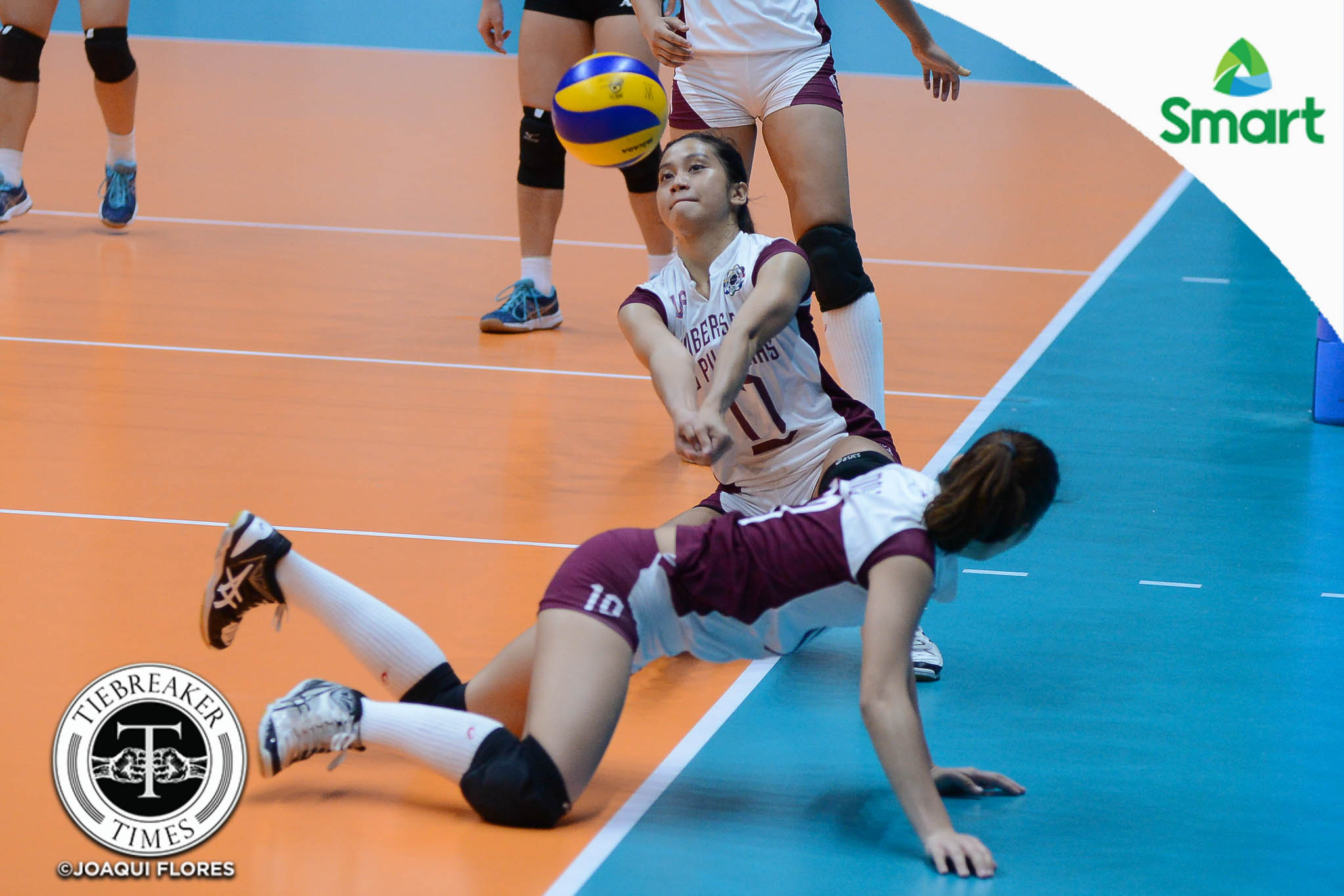 Tiebreaker Times No regrets for UP's do-everything girl Ayel Estrañero News UAAP UP Volleyball  UP Women's Volleyball UAAP Season 81 Women's Volleyball UAAP Season 81 Ayel Estranero