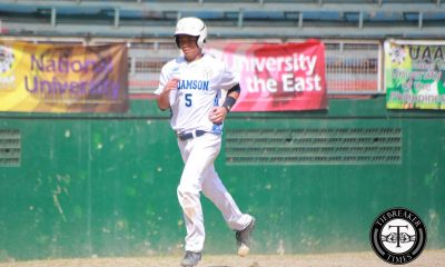 Tiebreaker Times Adamson vents frustration on UP to stay in Finals race AdU Baseball News UAAP UP  UP Baseball UAAP Season 79 Baseball UAAP Season 79 Steven Manaig Orlando Binarao Gerald Riparip Gab Rodriguez Anthony Dizer Adamson Baseball