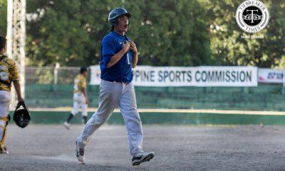 Tiebreaker Times Tantuico overcomes ghost of last season ADMU Baseball News UAAP  UAAP Season 79 Baseball UAAP Season 79 Randy Dizer Gino Tantuico Ateneo Baseball