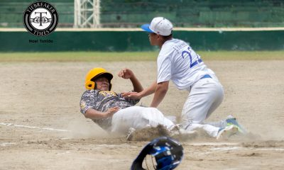Tiebreaker Times Macasaet, Ateneo showcase experience against UST to take Game One ADMU Baseball News UAAP UST  UST Baseball UAAP Season 79 Baseball UAAP Season 79 Randy Dizer Radito Banzon Paulo Macasaet Marlon Gonzales Jeffrey Santiago Javi Macasaet Ian Llave Ateneo Baseball