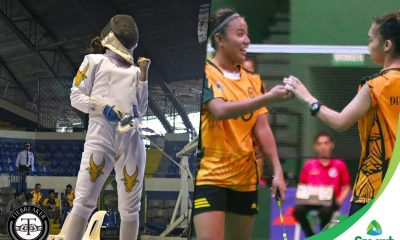 Tiebreaker Times Rough years looming on the horizon for FEU's sports program Badminton Fencing FEU News UAAP  Wilfredo Vizcayno UAAP Season 79 Mark Molina Lloyd Escoses FEU Women's Fencing FEU Women's Badminton FEU Men's Fencing FEU Men's Badminton