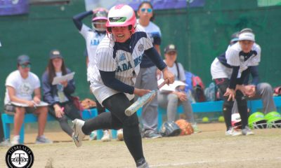 Tiebreaker Times Adamson ends UP's magical run to advance to seventh straight Finals AdU News Softball UAAP UP  UP Softball UAAP Season 79 Softball UAAP Season 79 Ron Angeles Maki Cabriana Krisha Cantor Gelai Peñales Ella Martinez Clarisse dela Cruz Angelie Ursabia Ana Santiago Adamson Softball
