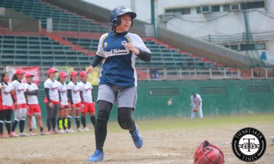Tiebreaker Times Clutch Tarroza lifts Lady Bulldogs in extra inning against Lady Warriors AdU News Softball UAAP UE  UE Softball UAAP Season 79 Softball UAAP Season 79 Roxzell Niloban NU Softball Mia Macapagal Leila Tarroza Edgar delos Reyes Edcel Bacarisas Charles Tulalian Charlene Quintos