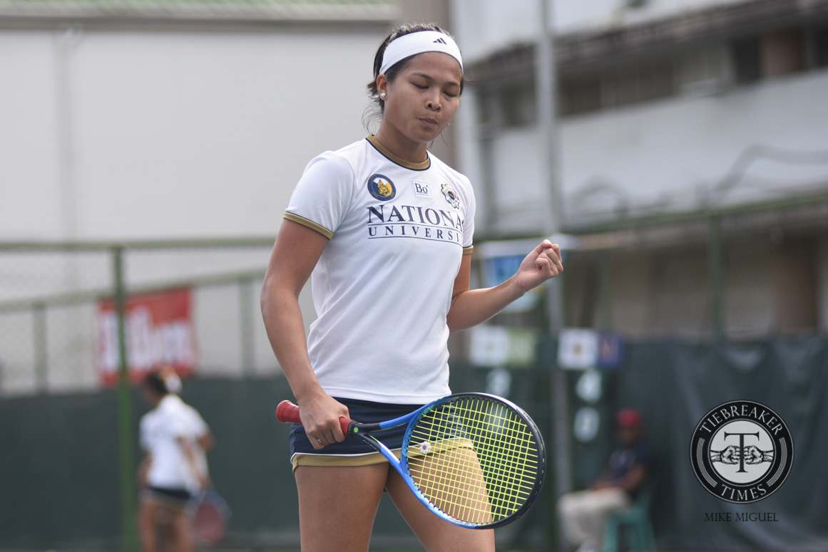 Philippine Sports News - Tiebreaker Times Clarice Patrimonio looks to snap Philippines' 8-year golden drought 2017 SEA Games News Tennis  Clarice Patrimonio 2017 SEA Games - Tennis