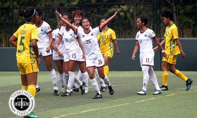 Tiebreaker Times UP coach Gonzales speaks out after Sta. Clara injury Football News UAAP UP  UP Women's Football UAAP Season 79 Women's Football UAAP Season 79 BG Sta. Clara Andres Gonzales