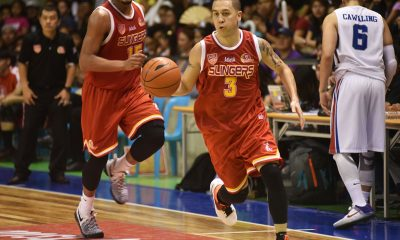 Tiebreaker Times Urbiztondo sets ABL Finals record for triples ABL Basketball News  Singapore Slingers Josh Urbiztondo 2016 ABL Season