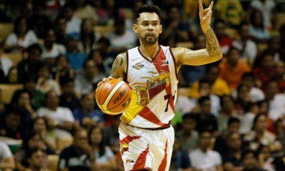 Tiebreaker Times Tubid slapped with 30k fine, two-game suspension Basketball News PBA  San Miguel Beermen PBA Transactions PBA Season 42 2017 PBA Commissioners Cup