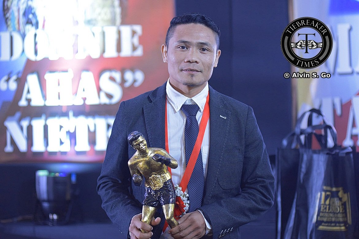 Philippine Sports News - Tiebreaker Times Nietes looks to make history in Cebu once again Boxing News  Pinoy Pride 40 Komgrich Nantapech Donnie Nietes ALA Boxing Promotions
