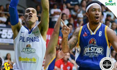 Tiebreaker Times From rivals to brothers: Almazan and Abueva's unlikely bond 2017 SEABA Championship 2017 SEABA Seniors Basketball Gilas Pilipinas News PBA  Raymond Almazan PBA Season 42 Calvin Abueva 2017 PBA All-Star Week
