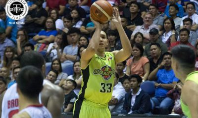 Tiebreaker Times Ababou mourns loss of UST's 'Drillmaster' Basketball News PBA UST  UST Men's Basketball Senen Duenas PBA Season 42 Dylan Ababou 2017 PBA Commissioners Cup