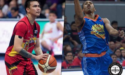 Tiebreaker Times SMB sends Garcia to TNT in exchange for Ganuelas-Rosser Basketball News PBA  TNT Katropa San Miguel Beermen RR Garcia PBA Transactions PBA Season 42 Matt Ganuelas-Rosser 2017 PBA Commissioners Cup
