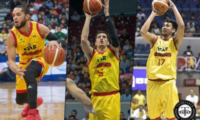 Tiebreaker Times Victolero alarmed with growing list of Star's injured players Basketball News PBA  Star Hotshots PBA Season 42 Marc Pingris Justin Melton Chito Victolero Aldrech Ramos 2017 PBA Commissioners Cup