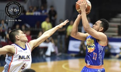 Tiebreaker Times Castro led by example during TNT's epic comeback against NLEX Basketball News PBA  TNT Katropa PBA Season 42 Nash Racela Jayson Castro 2017 PBA Commissioners Cup