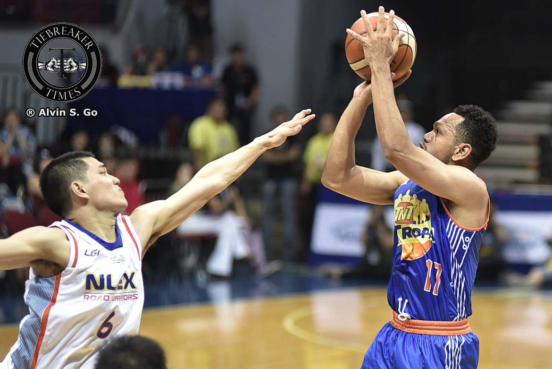 Tiebreaker Times No qualms for Castro despite shortened minutes Basketball News PBA  TNT Katropa PBA Season 42 Jayson Castro 2017 PBA Commissioners Cup