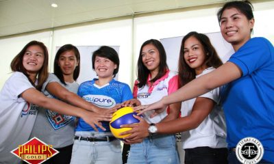 Tiebreaker Times PVL set to debut with tight Reinforced Conference lineup News PVL Volleyball  Sta. Elena Wrecking Balls Pocari Sweat Lady Warriors Philippine Army Troopers Perlas Lady Spikers Nes Pamilar IEM Volley Masters Creamline Cool Smashers Cignal HD Spikers Cafe Lupe Sunrisers Bali Pure Purest Water Defenders Alyssa Valdez Air Force Jet Spikers Air Force Airmen 2017 PVL Women's Reinforced Conference 2017 PVL Season 2017 PVL Men's Reinforced Conference