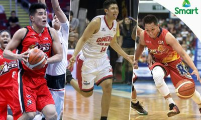 Tiebreaker Times Cruz, Tolomia, Ferrer shoo-ins if Reyes had his way 2017 SEABA Championship 2017 SEABA Seniors Gilas Pilipinas News PBA  Mike Tolomia Kevin Ferrer Chot Reyes Carl Cruz 2017 PBA All-Star Week