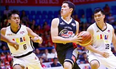 Tiebreaker Times Newly-minted MVP Bolick blames self after Game Two defeat Basketball News PBA D-League SBC  Robert Bolick Cignal-San Beda Hawkeyes 2017 PBA D-League Season 2017 PBA D-League Aspirants Cup
