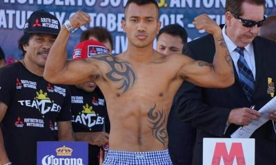 Tiebreaker Times Gesta bucks slow start, decisions Gonzalez Boxing News  Mercito Gesta Golden Boy Promotions