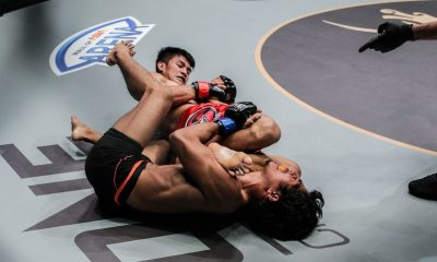 Tiebreaker Times Kingad sees Aiman bout as gateway to bigger fights Mixed Martial Arts News ONE Championship  Team Lakay ONE: Kings of Destiny Danny Kingad