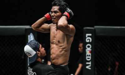 Tiebreaker Times Eugene Toquero to leave everything on the line against Ma Hao Bin Mixed Martial Arts News ONE Championship  ONE: Hero's Dream Eugene Toquero