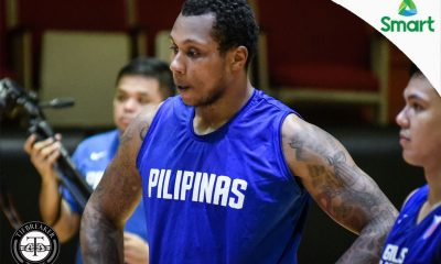 Tiebreaker Times Greg Smith lends a helping hand to Gilas 2017 SEABA Championship 2017 SEABA Seniors Basketball Gilas Pilipinas News PBA  Greg Smith Dioceldo Sy Chot Reyes