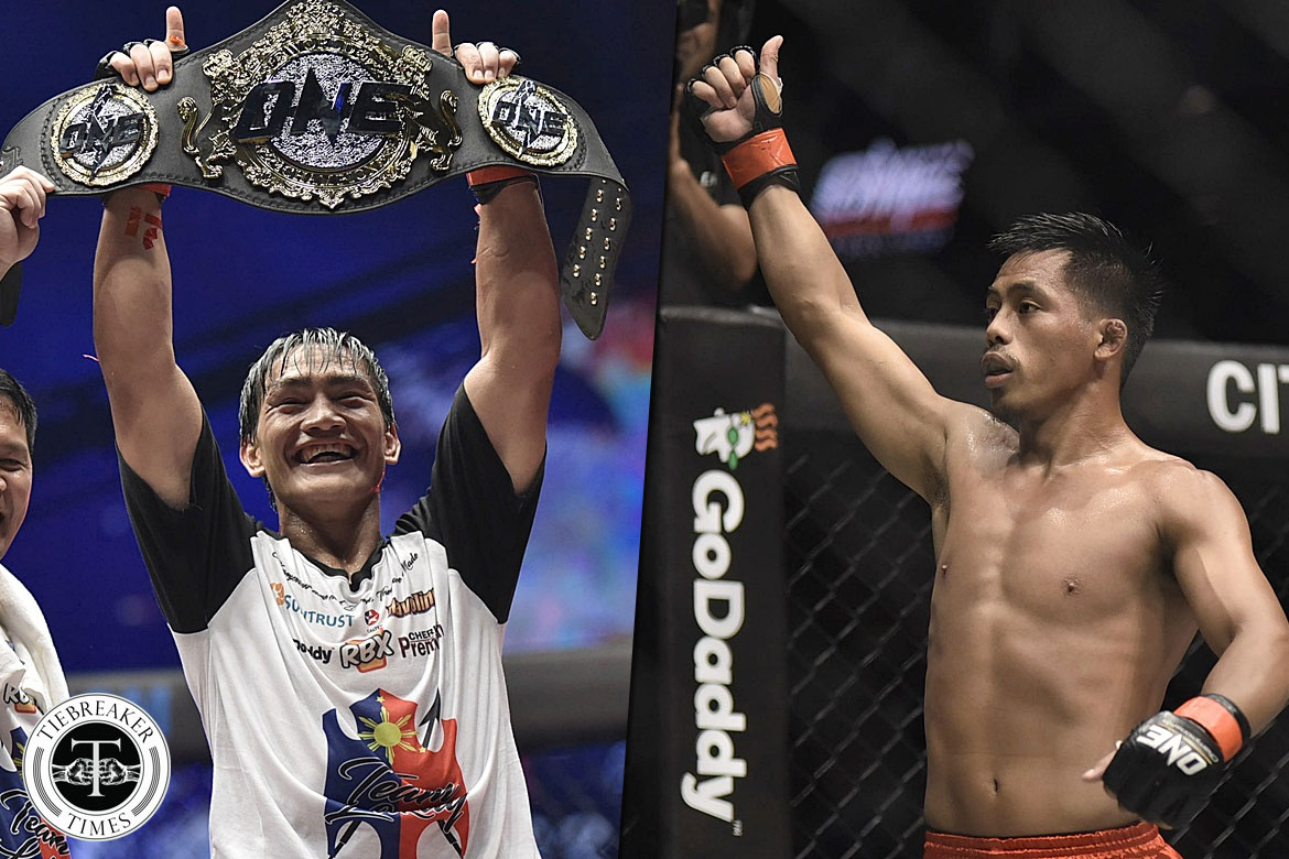 Tiebreaker Times Still undefeated at lightweight, will Banario ever face Folayang? Mixed Martial Arts News ONE Championship  Victor Cui Team Lakay ONE: Kings of Destiny Honorio Banario Eduard Folayang