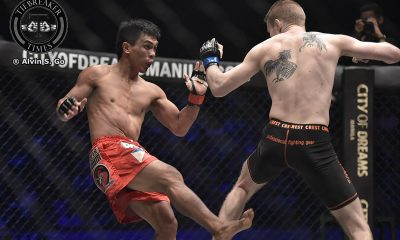 Tiebreaker Times Belingon avenges Eustaquio's loss; Banario remains unbeaten at lightweight Mixed Martial Arts News ONE Championship  Wan Jian Ping Toni Tauru ONE: Kings of Destiny Kevin Belingon Jaroslav Jartim Honorio Banario Christian Lee