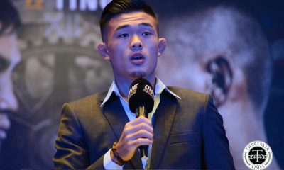 Tiebreaker Times Back where it all started, Christian Lee looks to bounce back Mixed Martial Arts News ONE Championship  ONE: Kings of Destiny Christian Lee
