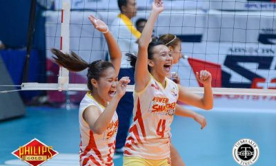 Tiebreaker Times Arocha provides off-the-bench relief for Power Smashers News PVL Volleyball  Regine Arocha Power Smashers Nes Pamilar 2017 PVL Women's Reinforced Conference 2017 PVL Season