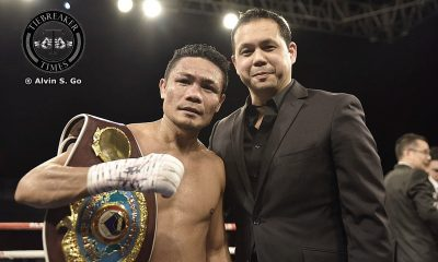 Tiebreaker Times Donnie Nietes vacates WBO crown Boxing News  Donnie Nietes ALA Promotions