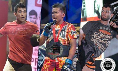 Tiebreaker Times Mousasi, De Tomas, Lausa to hold open workout Mixed Martial Arts News UFC  UFC Fighter Tour Jenel Lausa Gegard Mousasi CJ De Tomas