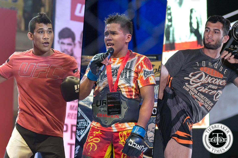 Philippine Sports News - Tiebreaker Times Mousasi, De Tomas, Lausa to hold open workout Mixed Martial Arts News UFC  UFC Fighter Tour Jenel Lausa Gegard Mousasi CJ De Tomas