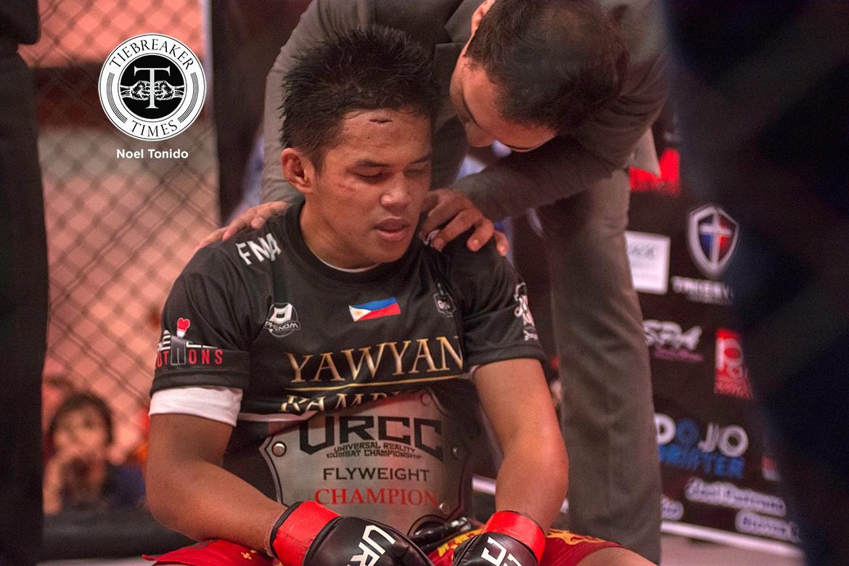 Philippine Sports News - Tiebreaker Times Dy, De Tomas fall in UFC debuts Mixed Martial Arts News UFC  UFC Fight Night 111 Rolando Dy CJ De Tomas