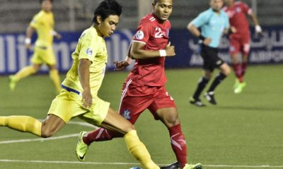 Tiebreaker Times Global-Cebu eases past Beoungket, seals knockout ticket AFC Cup Football News PFL  Toshiaki Imai Paul Mulders Patrick Deyto Hikaru Minegishi Global-Cebu FC Darryl Roberts Boeung Ket Angkor FC 2017 AFC Cup Group G 2017 AFC Cup
