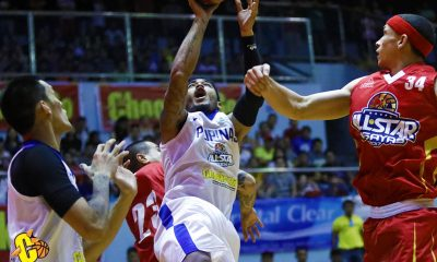 Tiebreaker Times All-Star experience gave Gilas confidence, says Abueva 2017 SEABA Championship 2017 SEABA Seniors Basketball Gilas Pilipinas News PBA  PBA Season 42 Calvin Abueva 2017 PBA All-Star Week