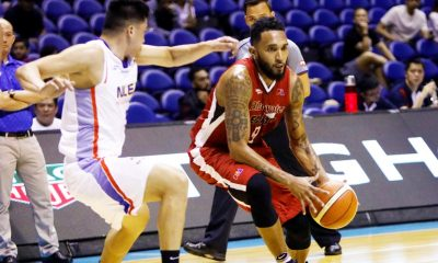 Tiebreaker Times Blackwater sends winless NLEX to the brink Basketball News PBA  Yeng Guiao Rabeh Al-Hussaini PBA Season 42 NLEX Road Warriors Mike DiGregorio KG Canaleta Kevin Alas Greg Smith Carlo Lastimosa Blackwater Elite 2017 PBA Commissioners Cup