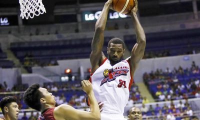 Tiebreaker Times Jefferson accepts crucial no-call: 'It just did not go our way' Basketball News PBA  PBA Season 42 Cory Jefferson Alaska Aces 2017 PBA Commissioners Cup