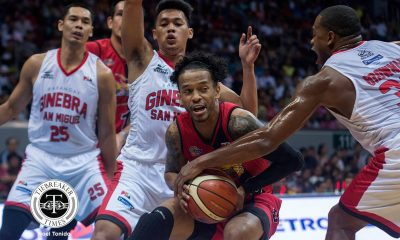 Tiebreaker Times Breaks of the game veered away from San Miguel, rues Ross Basketball News PBA  San Miguel Beermen PBA Season 42 Chris Ross 2017 PBA Commissioners Cup