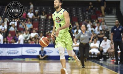 Tiebreaker Times Anthony, Grey adjusting well to new home Globalport Basketball News PBA  Sean Anthony PBA Season 42 Jonathan Grey Globalport Batang Pier 2017 PBA Commissioners Cup