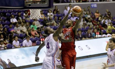Tiebreaker Times Breakdowns causing Alaska's skid, laments Jefferson Basketball News PBA  PBA Season 42 Cory Jefferson Alaska Aces 2017 PBA Commissioners Cup