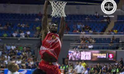 Tiebreaker Times Jameel McKay's incomplete papers forces Blackwater to play all-Filipino anew Basketball News PBA  Phoenix Fuel Masters PBA Season 44 Jameel McKay 2019 PBA Commissioners Cup