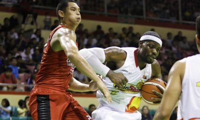 Tiebreaker Times Despite 20-20 outing, Crews far from satisfied Basketball News PBA  Rain or Shine Elasto Painters PBA Season 42 Duke Crews 2017 PBA Commissioners Cup