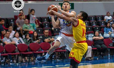 Tiebreaker Times Castro's absence an opportunity Rosales seizes Basketball News PBA  TNT Katropa PBA Season 42 Kris Rosales 2017 PBA Commissioners Cup