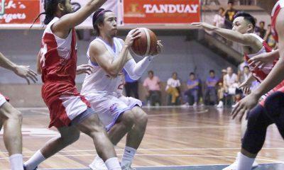 Tiebreaker Times Iñigo savors return after months overseas Basketball News PBA D-League  Marinerong Pilipino Achie Inigo 2017 PBA D-League Season 2017 PBA D-League Foundation Cup